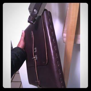 Billy Kirk Shoulder Satchel Bag